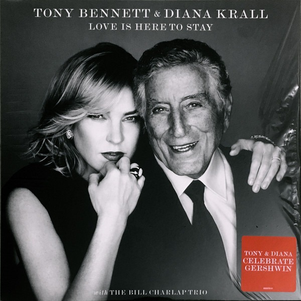 Tony Bennet & Diana Krall – Love Is Here To Stay (LP)