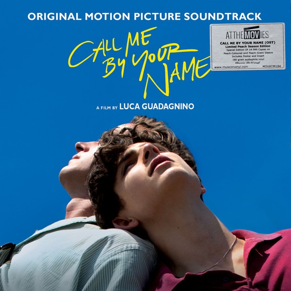Original Soundtrack – Call Me By Your Name [2LP]