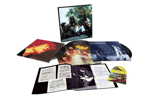 The Jimi Hendrix Experience – Electric Ladyland (50th Anniversary) [6LP+BD]