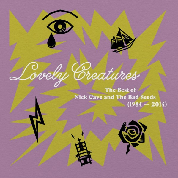 Nick Cave & The Bad Seeds – Lovely Creatures / The Best Of 1984-2014