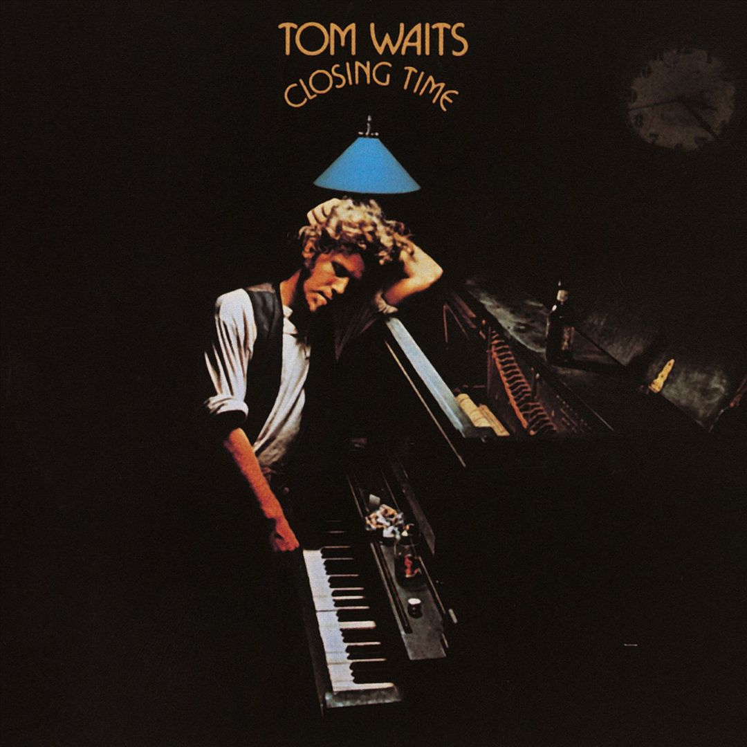 Tom Waits – Closing Time [LP]