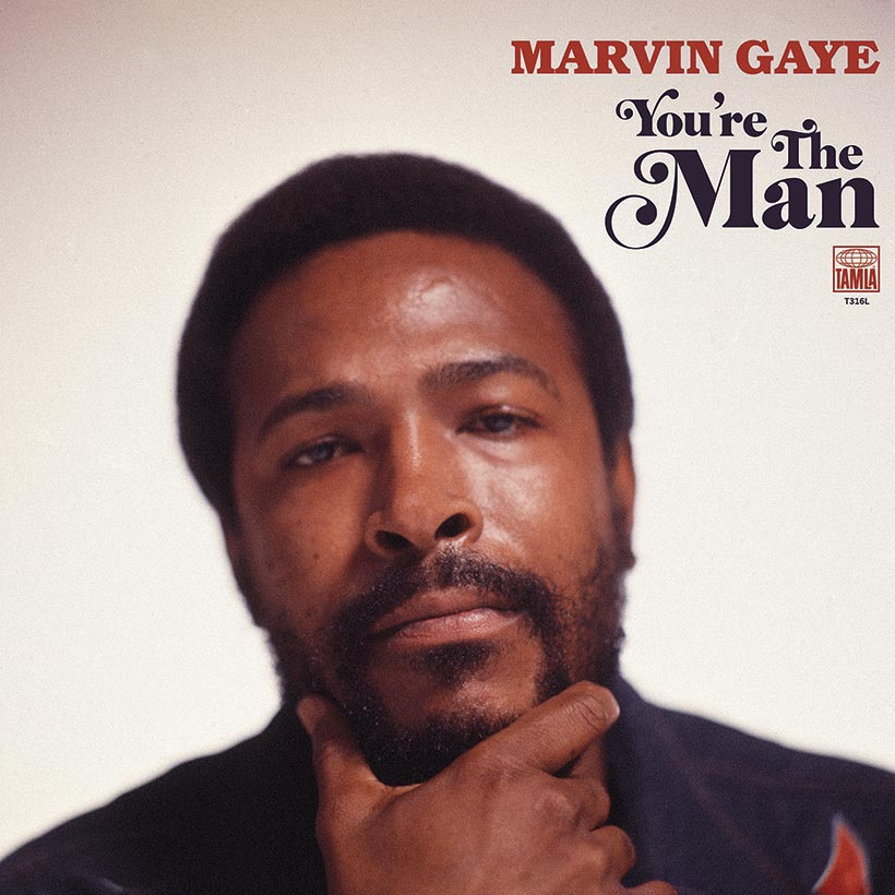 Marvin Gaye – You're The Man [LP]
