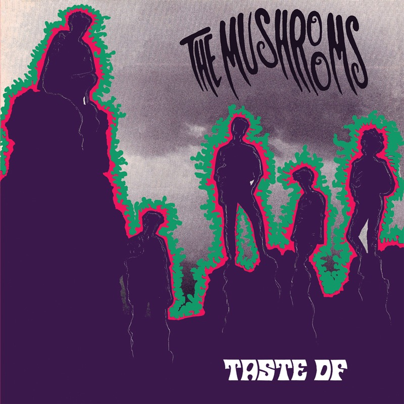 The Mushrooms – Taste Of [LP]