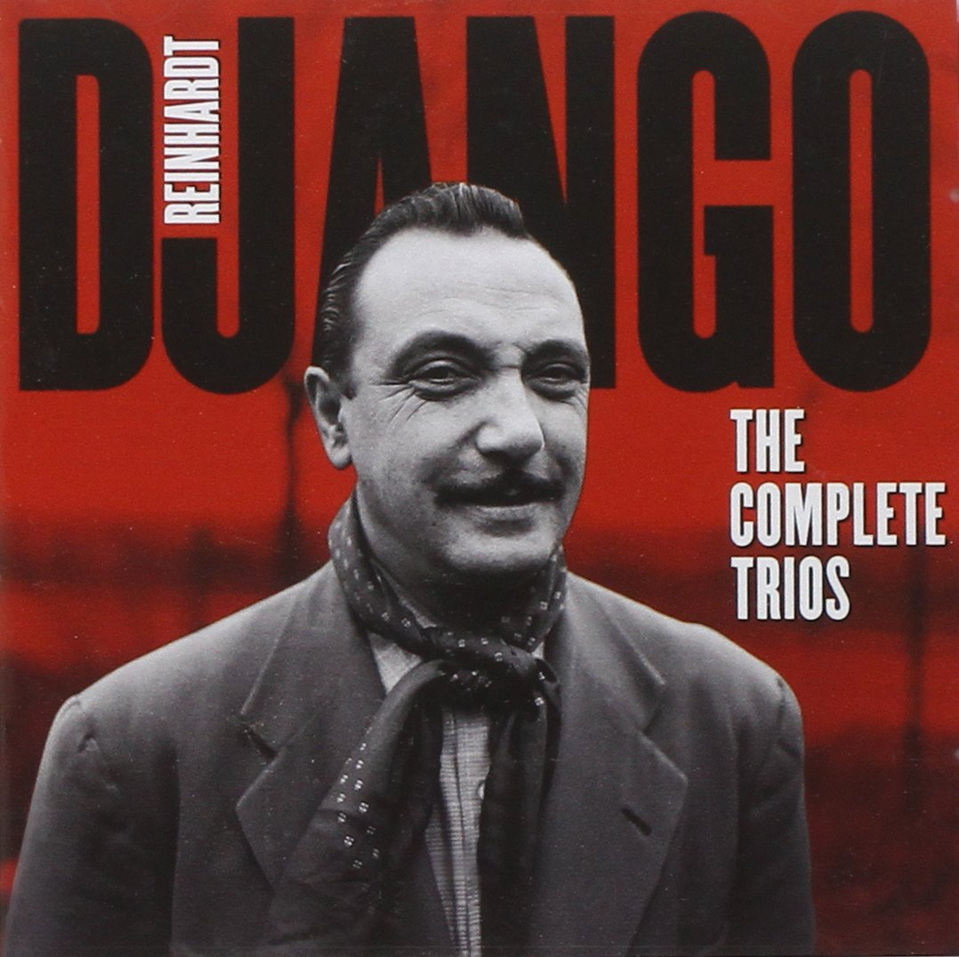 Django Reinhardt The Complete Trios [2 Albums On 1 Cd] 12-page Booklet