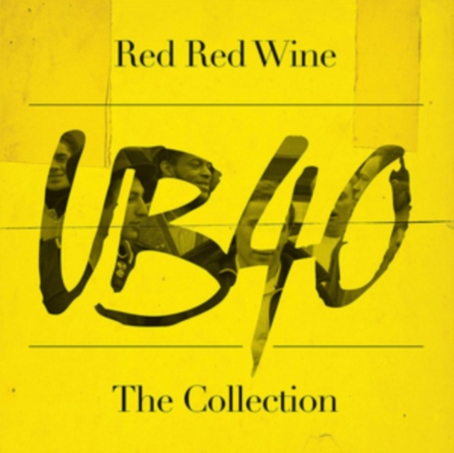 UB 40 Red Red Wine [LP]