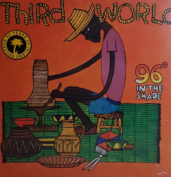 Third World – 96° In The Shade [LP]