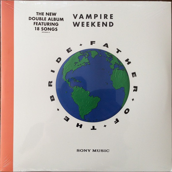 Vampire Weekend – Father Of The Bride [2LP]