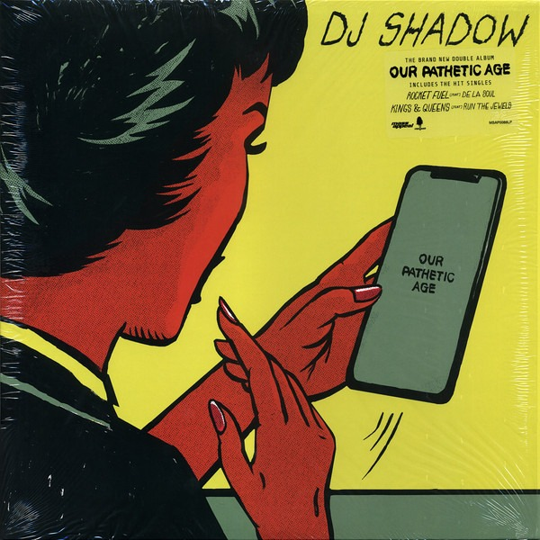 Dj Shadow Our Pathetic Age [2LP]