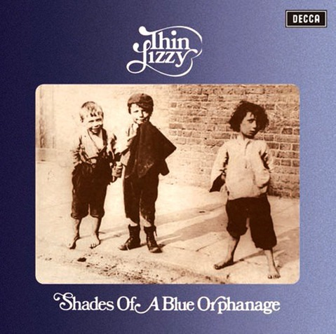 Thin Lizzy  Shades Of A Blue Orphanage [LP]