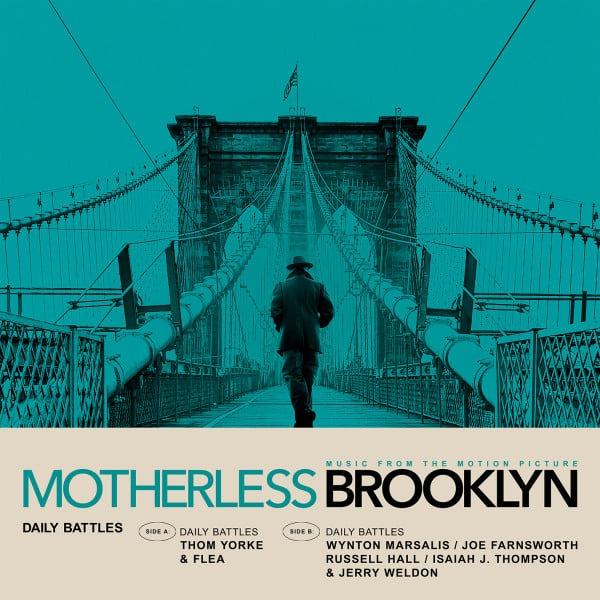 Motherless Brooklyn Thom Yorke, Flea, Wynton Marsalis [LP]