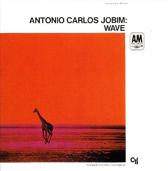 Antonio Carlos Jobim – Wave [LP]