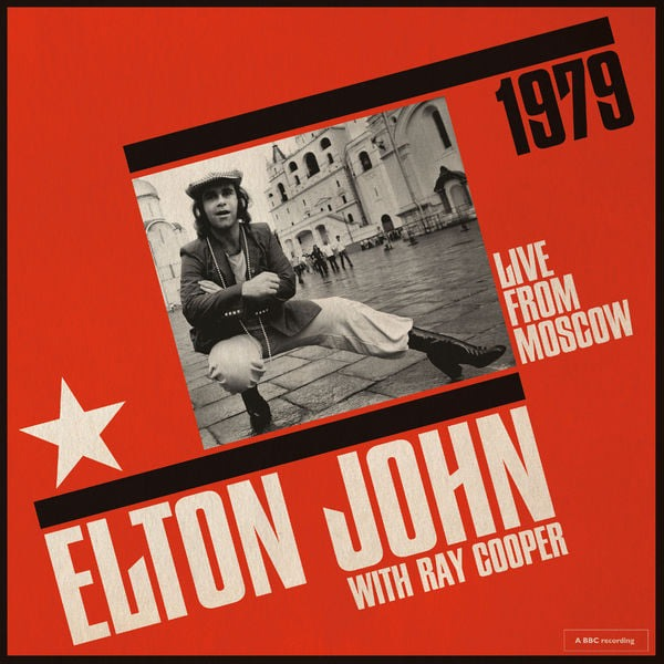 Elton John W/ Ray Cooper Live From Moscow [2LP]