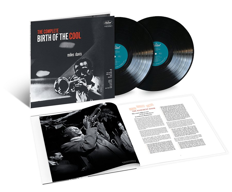 Miles Davis 'The Complete Birth Of The Cool' [2LP] 2020