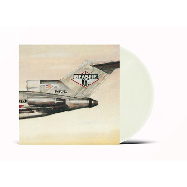 Beastie Boys Licensed To Ill {LP} Διάφανο βινύλιο 2020