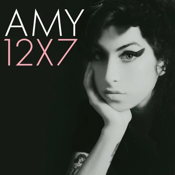 Amy Winehouse 12×7  The Singles Collection  Island 2020