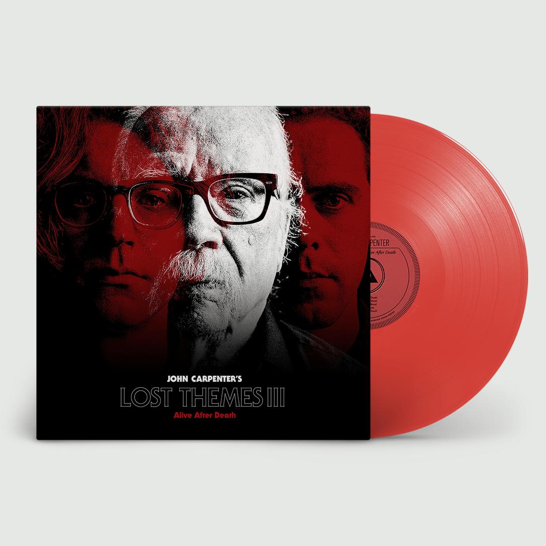 Lost Themes John Carpenter Life After Death (LP)